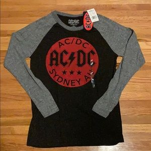 Men's AC/DC shirt NWT Sz S